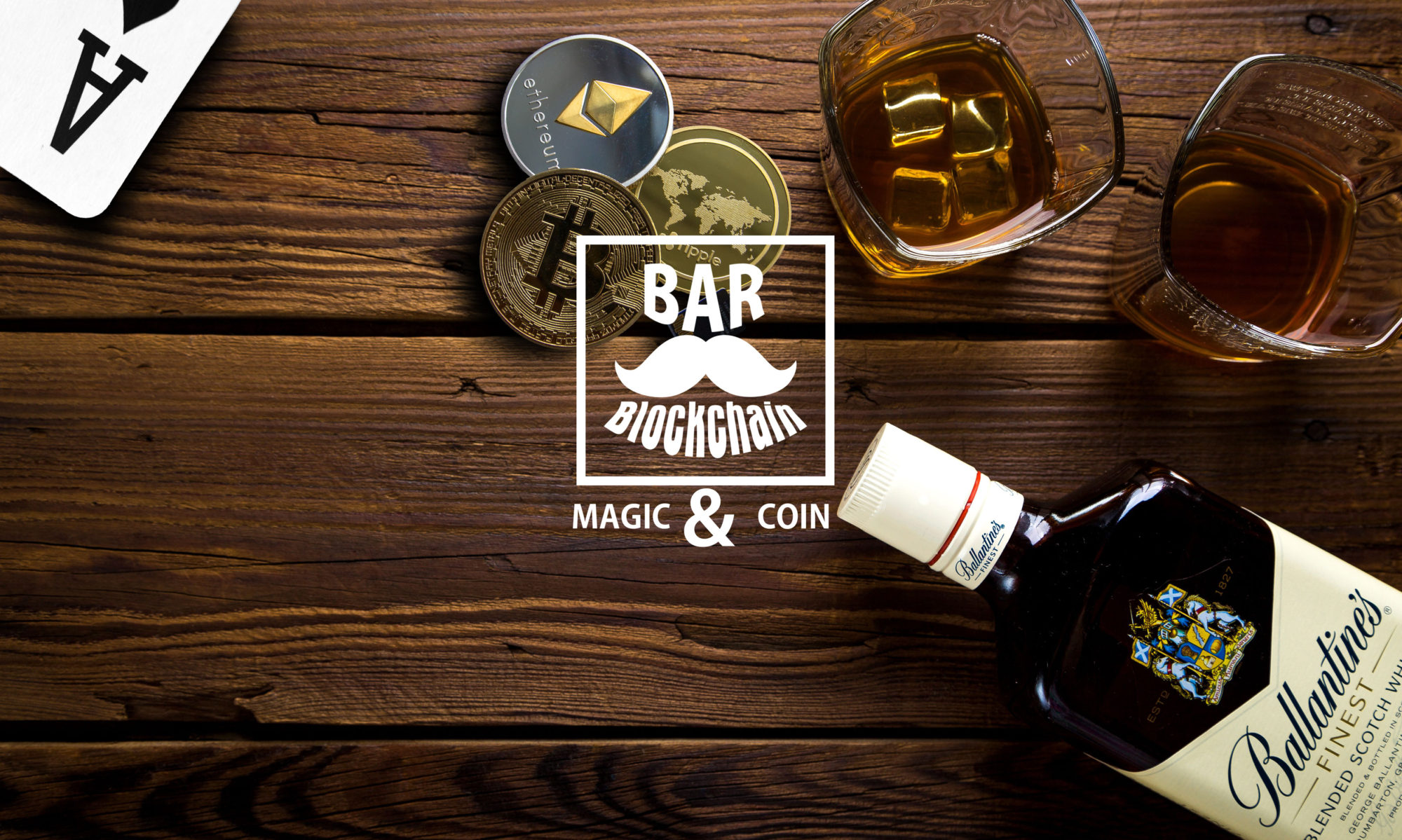 Coin&magic bar blockchain